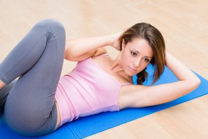 Jak schudnąć z brzucha i ud