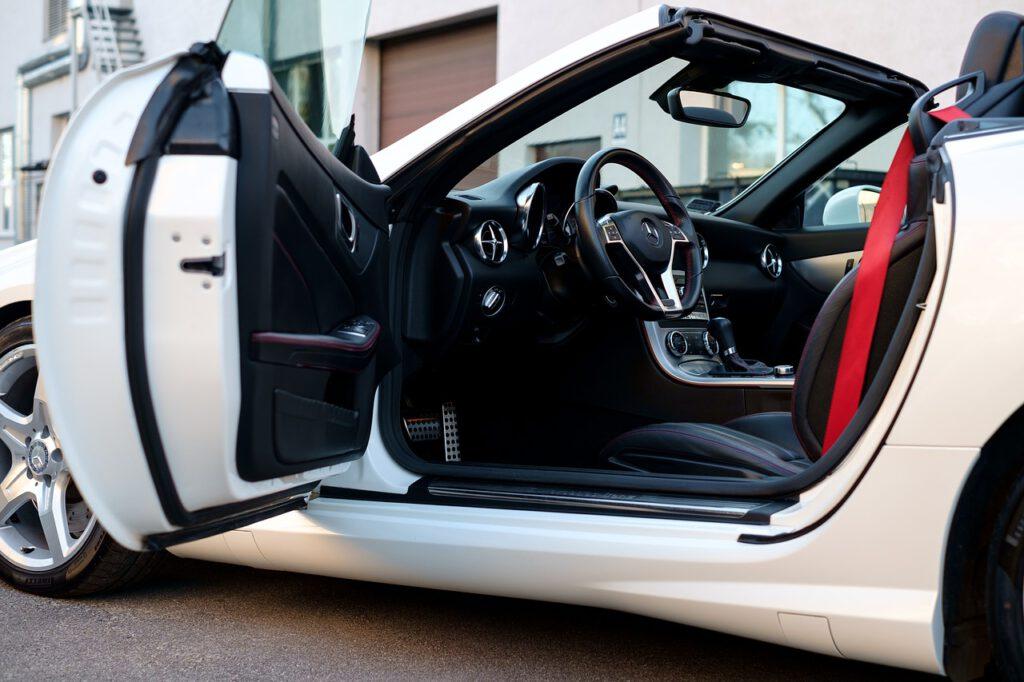 Auto detailing zapewni wygląd samochodu jak z salonu